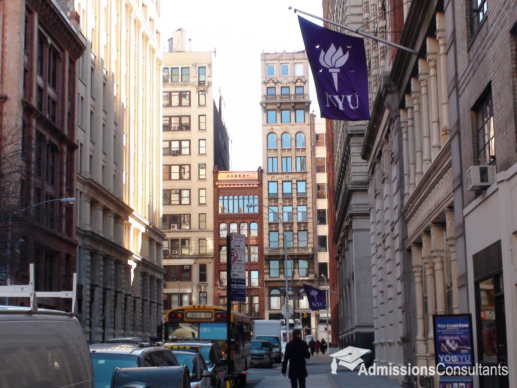 NYU manhattan campus