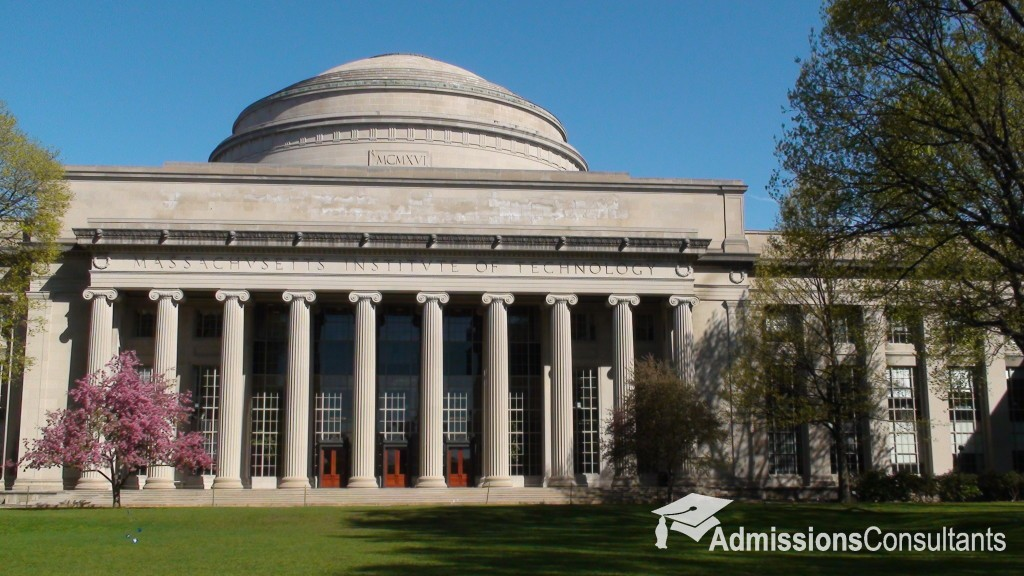 Top Colleges and Universities Massachusetts Institute of ...