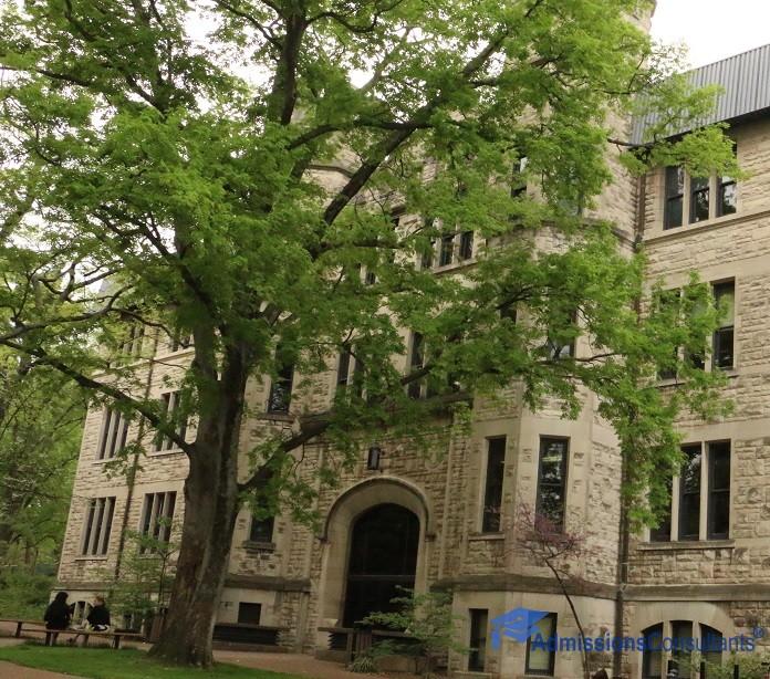 Vanderbilt admission?