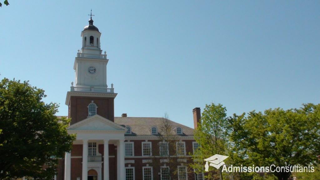 Johns Hopkins University campus