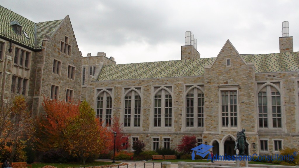boston college classrooms