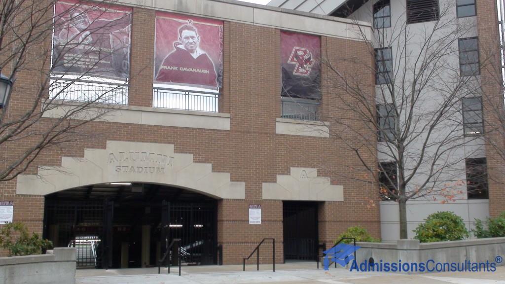 boston college stadium